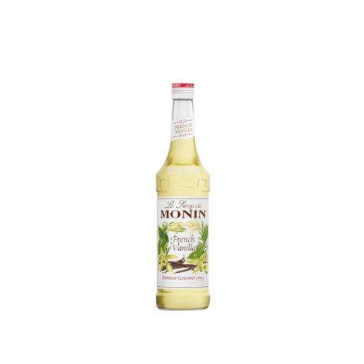 Monin French Vanilla 50ml - syrop francuska wanilia