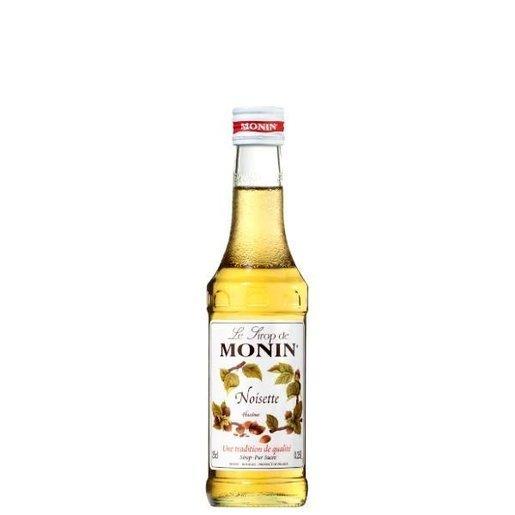 Monin Hazelnut 0,25l - syrop orzechowy