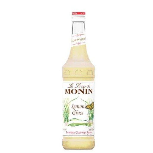 Monin Lemongrass 700 ml syrop o smaku trawy cytrynowej