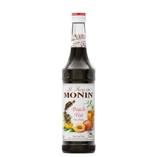 Monin Peach Tea 0,7 l - herbata brzoskwiniowa