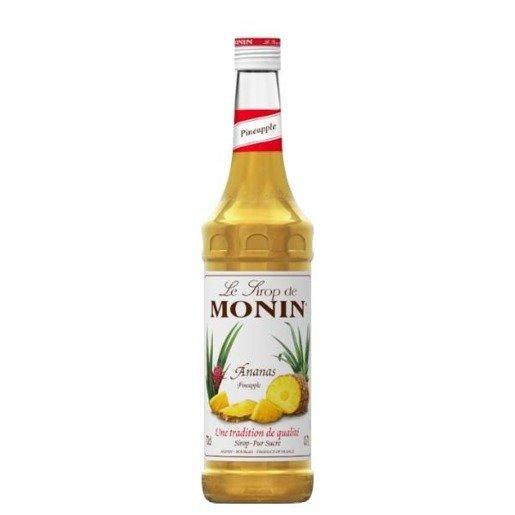 Monin Pineapple 0,7l - syrop ananasowy