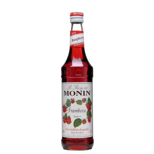 Monin Raspberry Syrop 700 ml - Malina