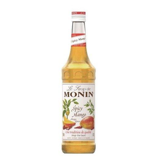Monin Spicy Mango 0,7l syrop mango z nutką pieprzu