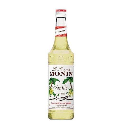 Monin Vanilla 700 ml - syrop waniliowy