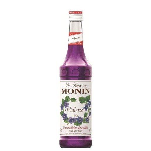 Monin Violet 0,7 l - syrop fiołkowy