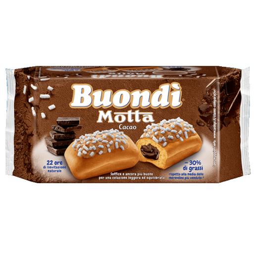 Motta Buond Cacao - bułeczki z czekoladą 258 g