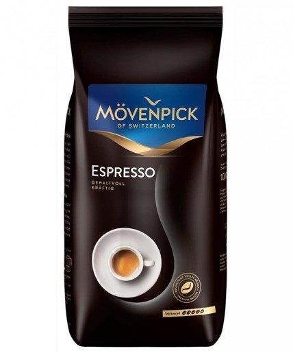 Movenpick Espresso 1 kg kawa ziarnista x8