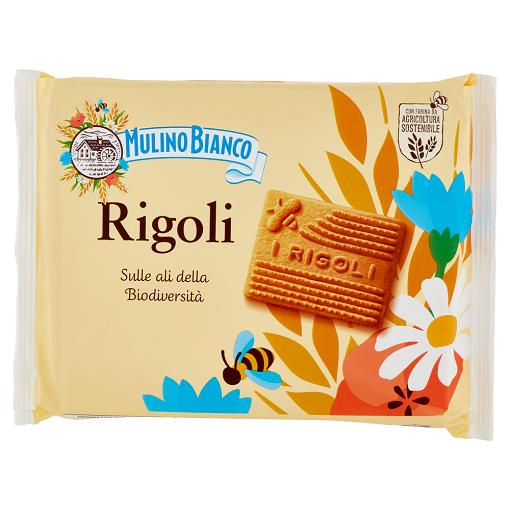 Mulino Bianco Biscotti Rigoli - włoskie ciastka 800 g
