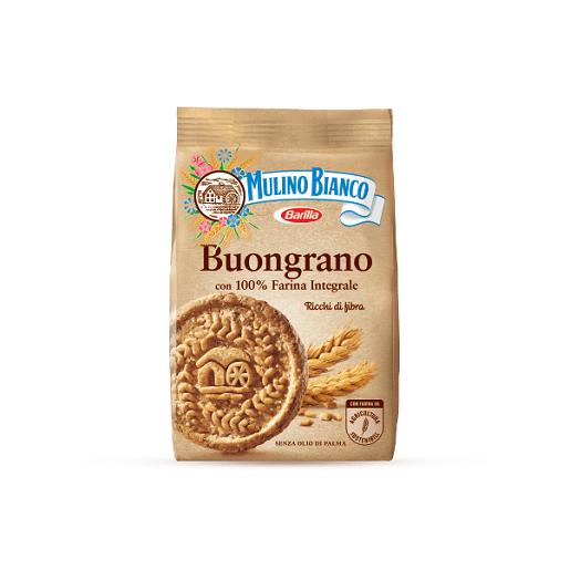 Mulino Bianco Buongrano - ciastka pełnoziarniste 350 g