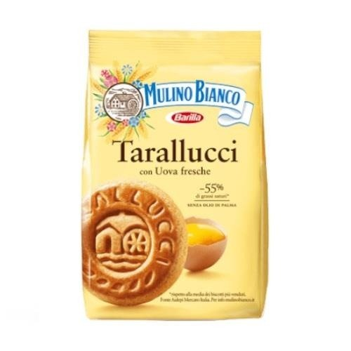 Mulino Bianco Tarallucci - kruche ciasteczka 1000g