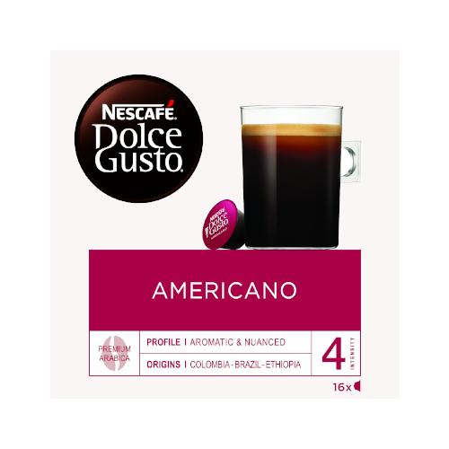 Nescafe Dolce Gusto Americano 16 kapsułek
