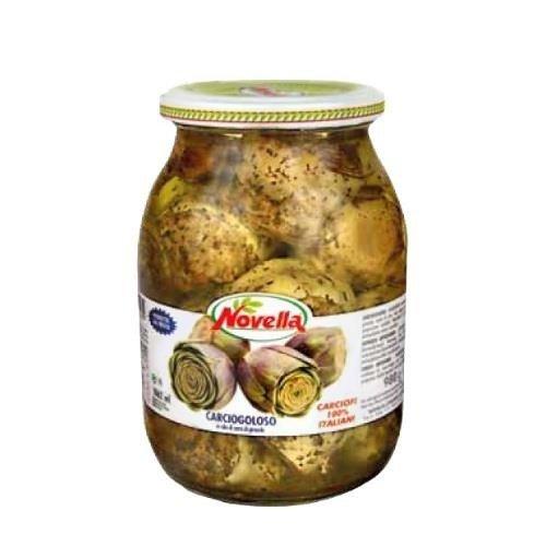 Novella Carciogoloso - 1062 ml serca karczochy