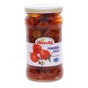 Novella - Pomidory suszone z kaparami 1700 ml