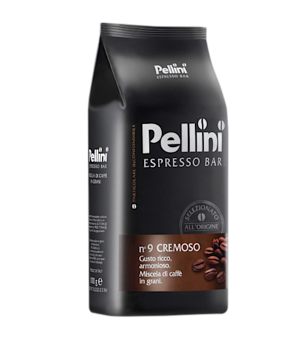 Pellini Espresso Bar n'9 Cremoso 1kg ziarnista