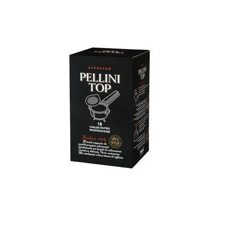 Pellini Top - saszetki ESE 18 szt.