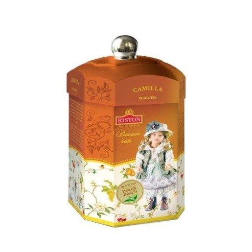 Riston Camilla Pear&Peach 100g herbata liściasta
