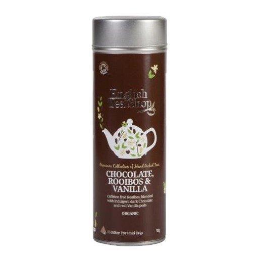Rooibos Chocolate Vanilla - 15 piramidek