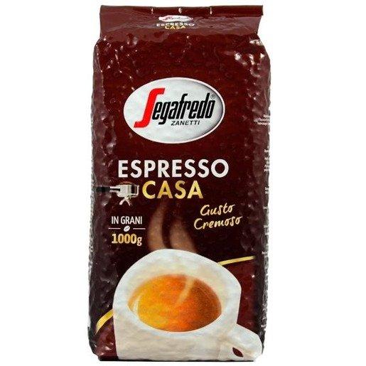 Segafredo Espresso Casa 1kg kawa ziarnista x 6
