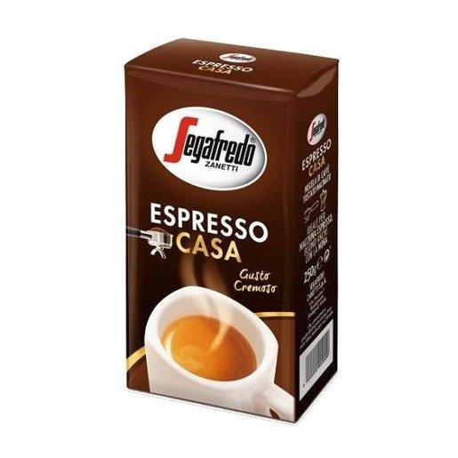 Segafredo Espresso Casa 250g kawa mielona