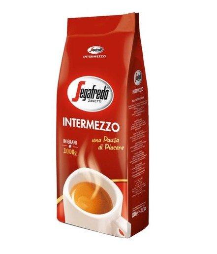 Segafredo Intermezzo 1kg  kawa ziarnista x 6