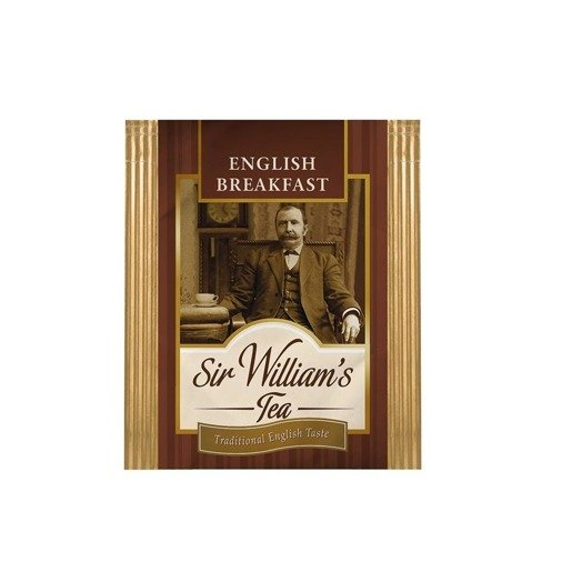 Sir William's Tea English Breakfast 50x2g