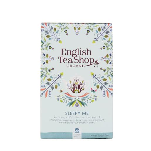 Sleepy Me - 20 saszetek herbaty na lepszy sen