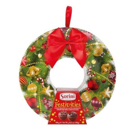 Sorini Christmas Girlanda - praliny czekoladowe 188g