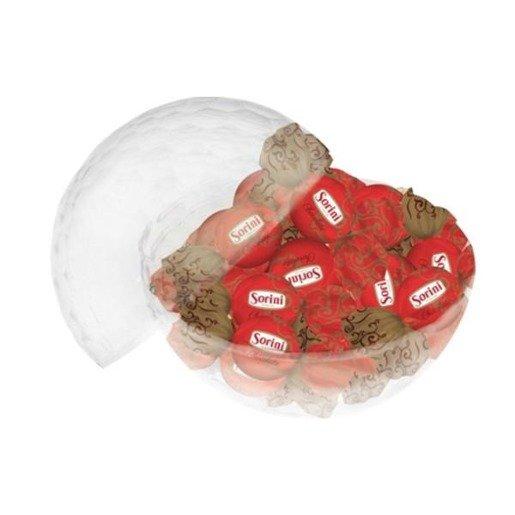 Sorini Christmas Globe - duży cukierek 450g