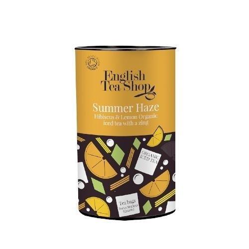 Summer Haze Hibiscus & Lemon - 5 saszetek do herbaty mrożonej