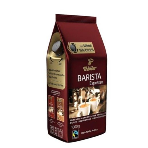 Tchibo Barista Espresso 1kg kawa ziarnista