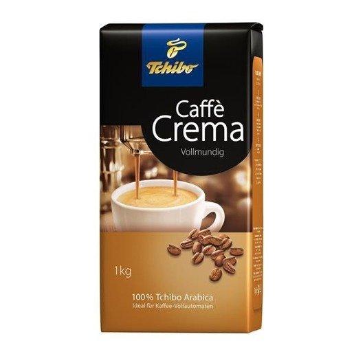 Tchibo Caffe Crema Vollmundig 1 kg kawa ziarnista