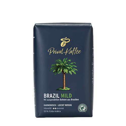 Tchibo Privat Kaffee Brazil 500 g kawa ziarnista