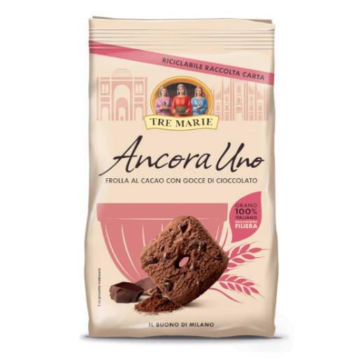 Tre Marie Ancora Uno ciastja kakaowe z kawałkami czekolady 300 g