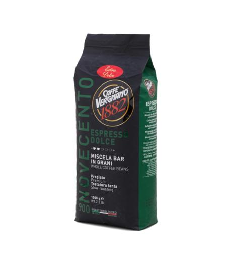 Vergnano 900 Novecento Dolce 1 kg kawa ziarnista