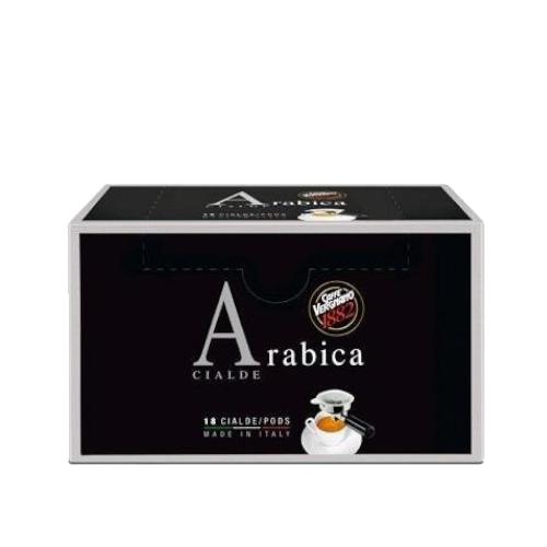 Vergnano Arabika 100% - saszetki ESE 18 szt.