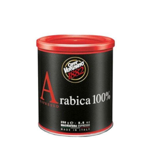 Vergnano Espresso 250g kawa mielona - puszka