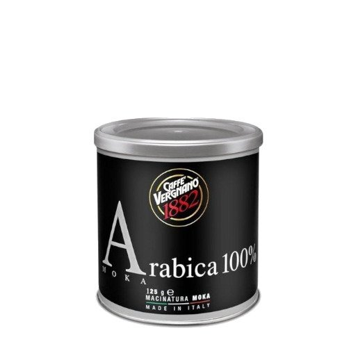 Vergnano Moka 125g kawa mielona - puszka