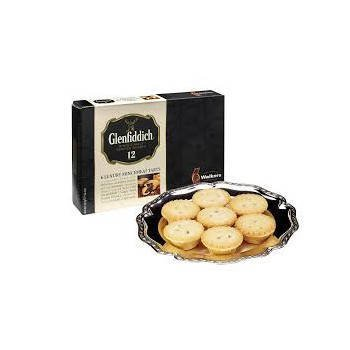 Walkers Highland Whisky 6 Mince Pies 372g