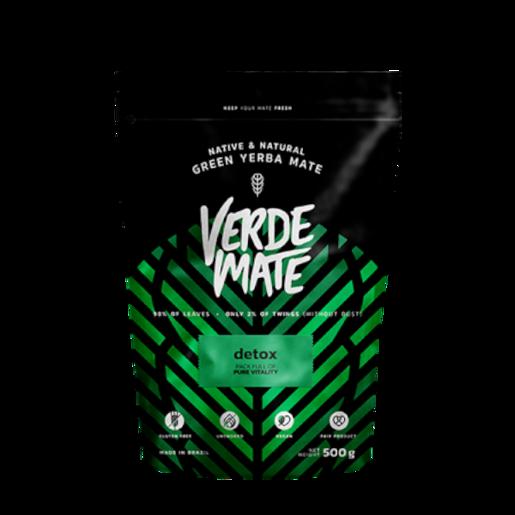 Yerba Mate Green Verde Mate Detox 500g