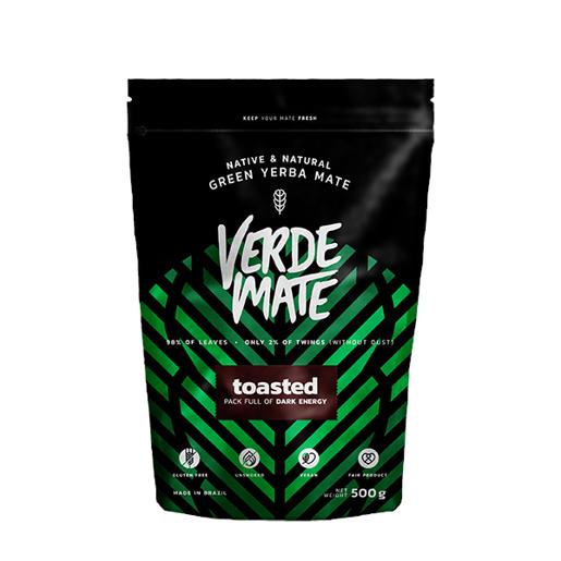 Yerba Mate Green Verde Mate Toasted 500g - krótka data