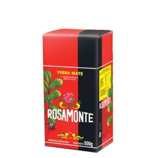 Yerba Mate Rosamonte Tradicional 500g