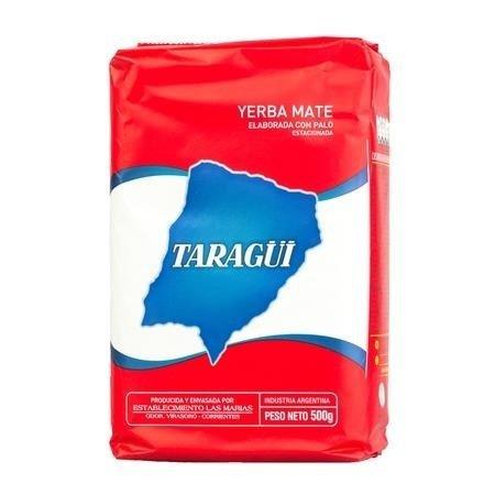 Yerba Mate Taragui Elaborada Con Palo Tradicional 1000g