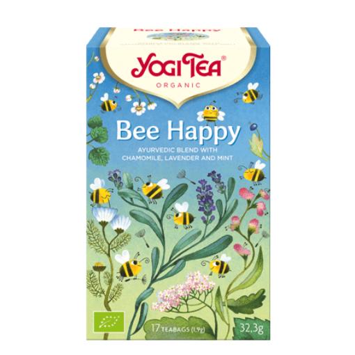 Yogi Tea Bee Happy herbata 17 saszetek