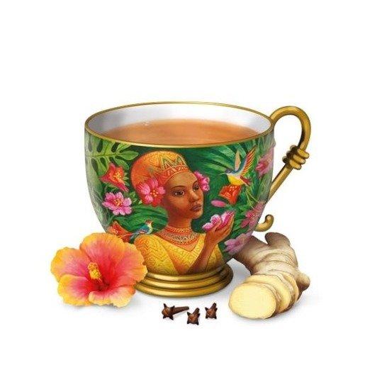 Yogi Tea Ginger Hibiscus 17 saszetek herbaty