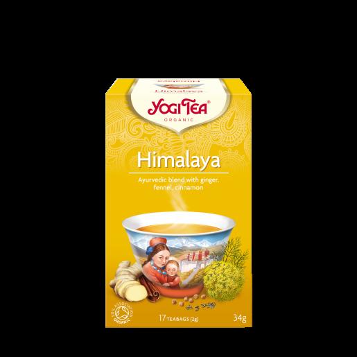 Yogi Tea - Himalaya 17 saszetek