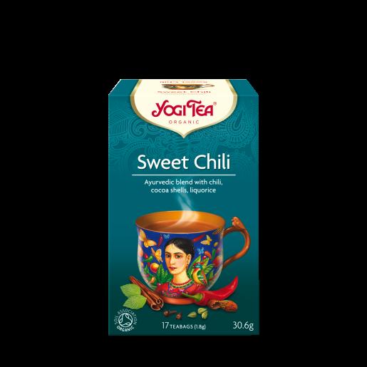 Yogi Tea Sweet Chili 17 saszetek