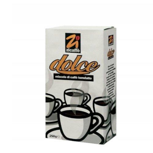 Zicaffe Dolce 250g kawa mielona x 24