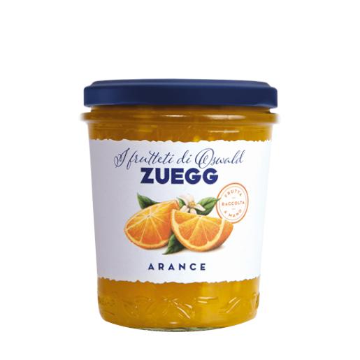 Zuegg włoska marmolada pomarańczowa 320g