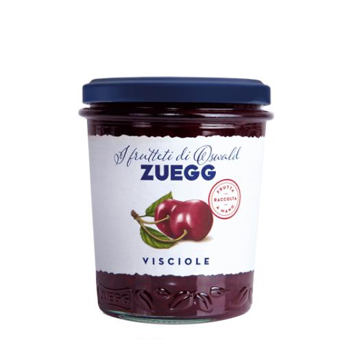 Zuegg włoski dżem wiśniowy 320g